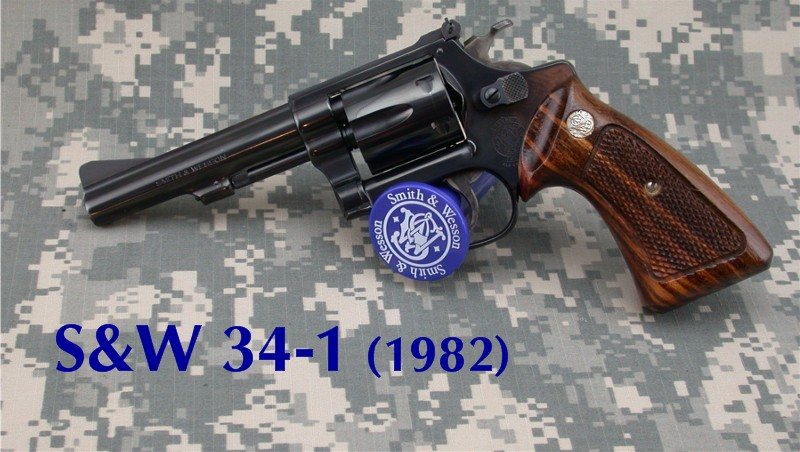 S & W Model 34-1 - 1911Forum