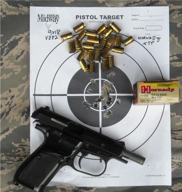bernadelli practical target